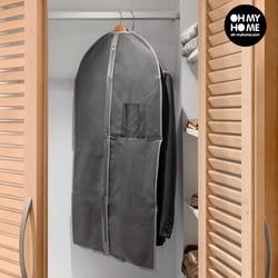 Ochronna pokrowiec na ubrania 60x100 cm w Składane torby do przechowywania od Dom i ogród na