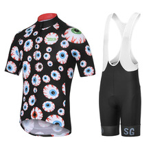 Stolen goat pro cycling clothing men short sleeve suit tenue cycliste homme ropa maillot ciclismo jersey set roadbike