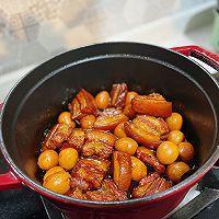 色香味美——鹌鹑蛋红烧肉的做法图解15