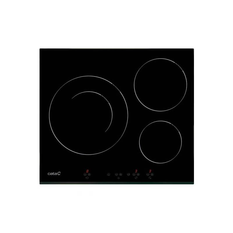 Induction Hob Tasting IB6030BK 60 Cm (3 Cooking Zones)