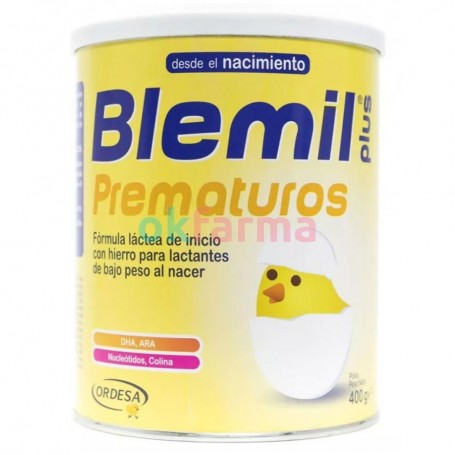 Blemil Plus Premature 400 GR