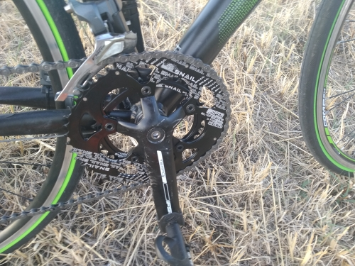 -- Estrada Bicylcle Dentada