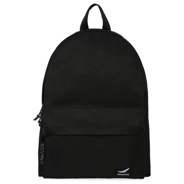 Adalinhome Daily Travel School Backpack Black Waterproof Adjustable Strap Black Blue Pink Green Purple Navy Blue Ice Blue рюкзак