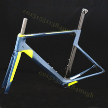 CF SL 700C Bike V or Disc Brake Frameset Light-Weight Bicycle Carbon-Road-Frame Road No Tax Shipping