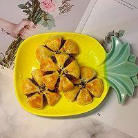 零失败㊙️好吃又好看的桃花酥来了的做法图解8