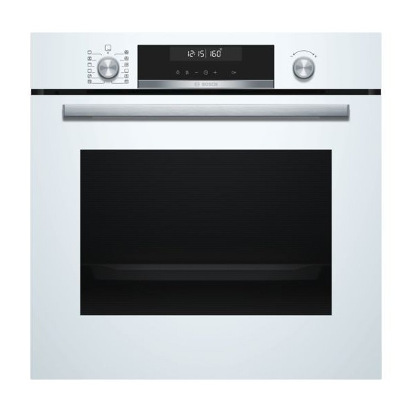 Pyrolytic Oven BOSCH HBG5780W0 3600W A 71 L White|Ovens| |  - title=
