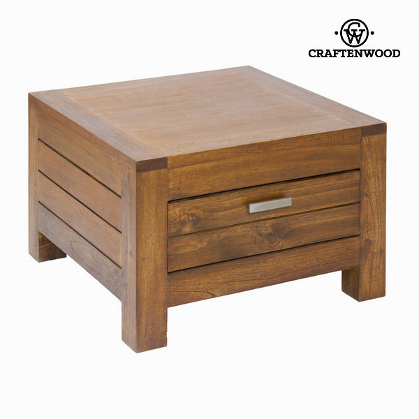 Corner Table 1 Drawer - Be Yourself Collection By Craftenwood