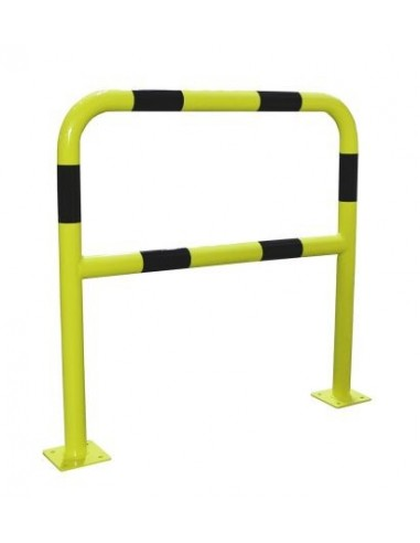758136272 BARRIER BAR415NJJ Ø40-1500X1000 YELLOW/BLACK