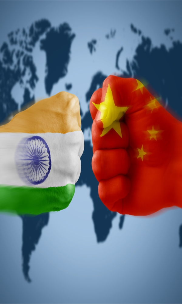 印度在边境又生事端,看中国如何反制