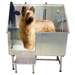 Vasca da bagno Del Cane misura per parrucchieri Ibáñez del cane In Acciaio Inox Cade con Puerta