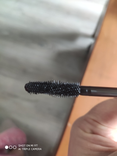 HENLICS Mascara 300degree Adjustable Brush 3D Mascara Waterproof Eyelash Extension Black Thick Lengthening Eye Lashes reviews №1 171139