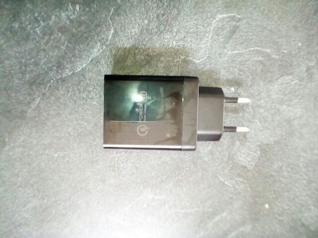 Chargeur USB rapide, prise murale pour iphone