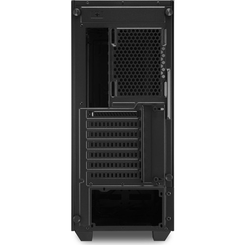 Sharkoon RGB Flow USB 3.0 ATX Mid Tower Player Computer case 5