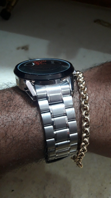 -- Relógio Mecânico Negócio