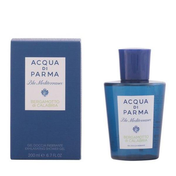 Shower Gel Blu Mediterraneo Bergamotto Di Calabria Acqua Di Parma (200 Ml)