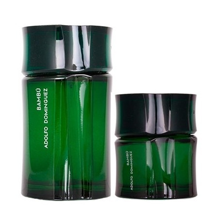 ADOLFO DOMINGUEZ BAMBU EDT 120ML + 60ML EDT