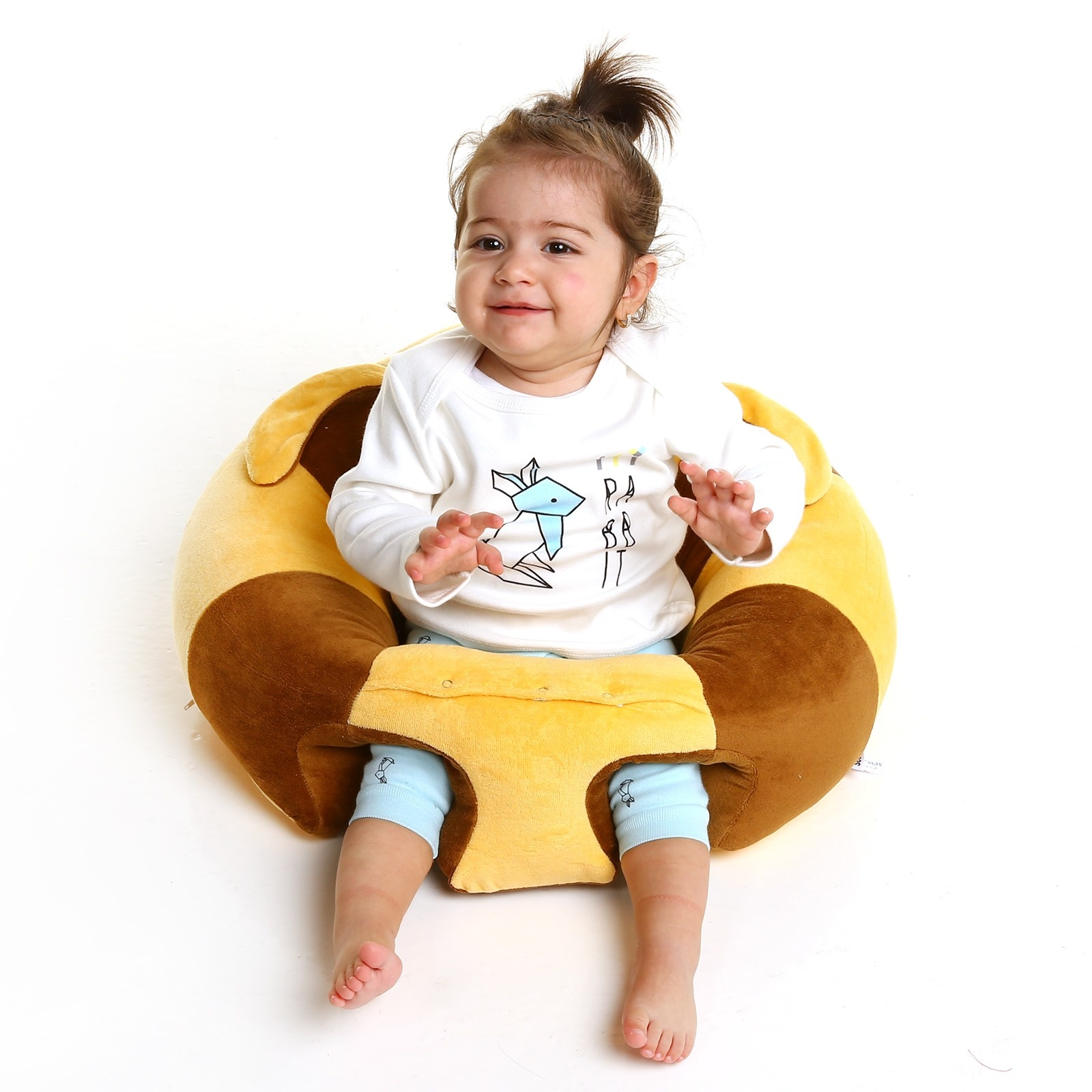 Ebebek Sevi Bebe Baby Seat Cushion Yellow