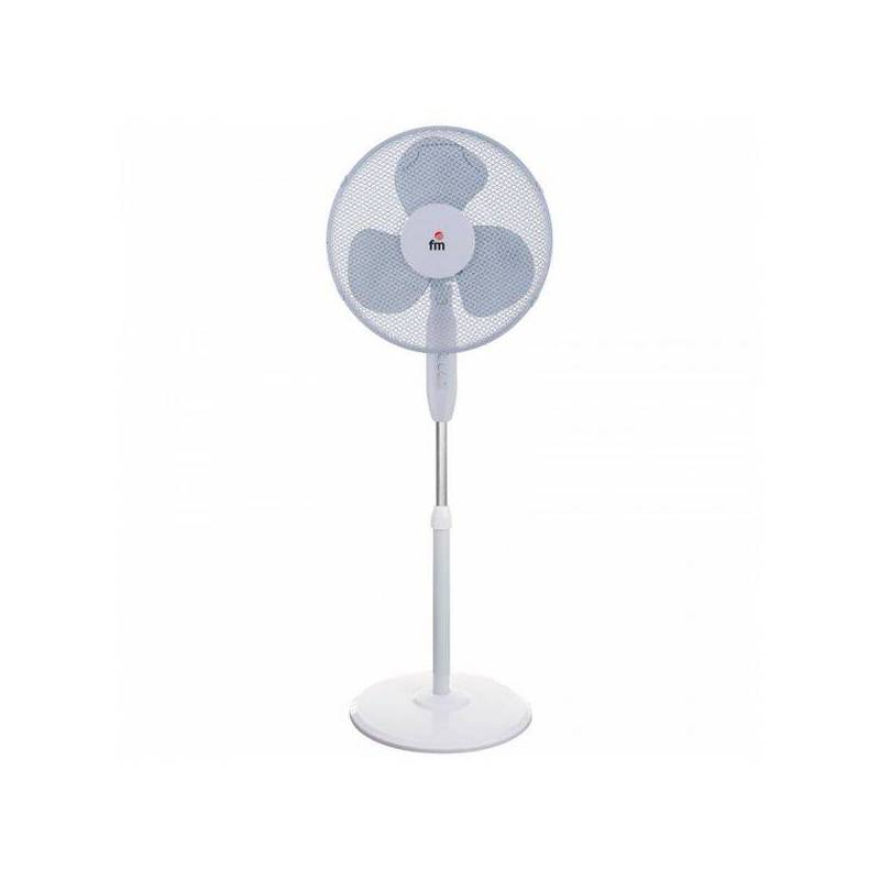 Stand Fan Group FM VP-40 White