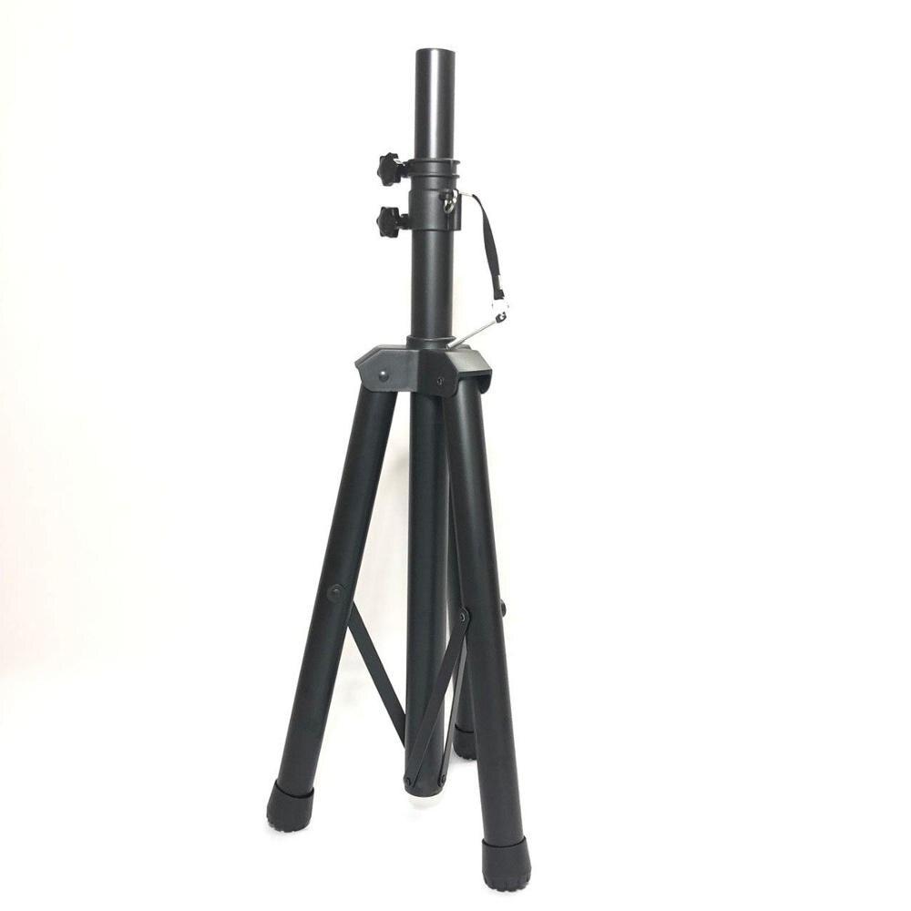 Универсальный-профессиональный складной штатив-тринога для комбо колонки из цельнометаллического материала 70-124 см.