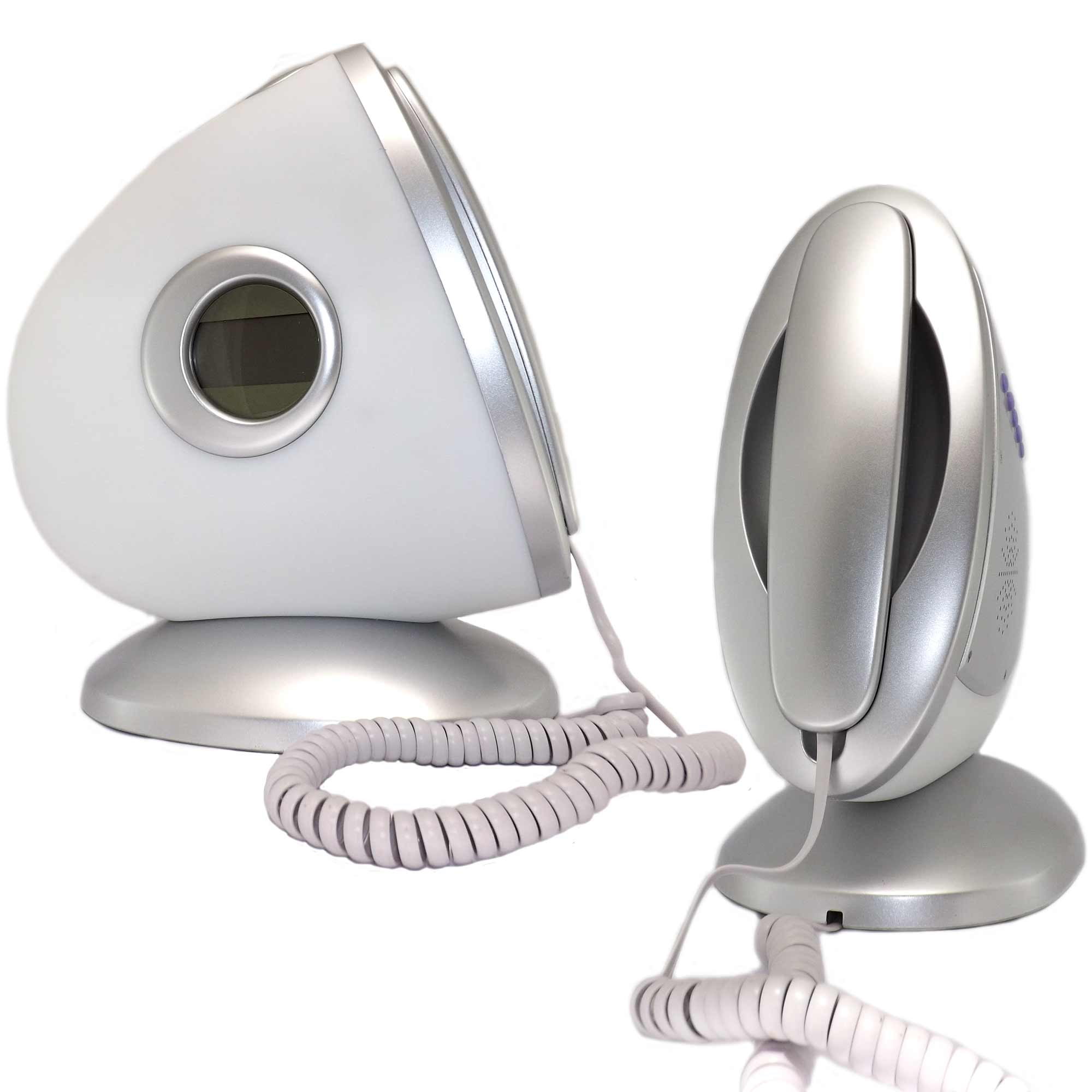LANDLINE TELEPHONE MULTIFUNCTIONAL HOME OR OFFICE MODERN DESIGN BACKLIGHT WITH WIRE