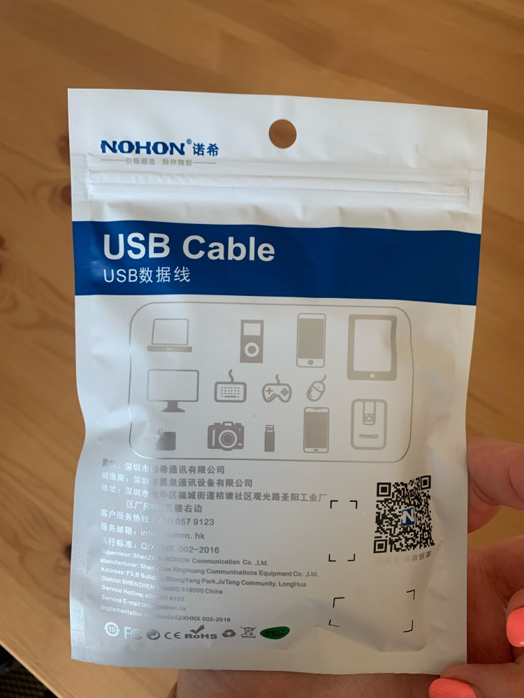 NOHON 8 Pin USB Cable For iPhone 7 6 8 5s SE 6s plus XS MAX XR XS For iPad air Tablet Line Lighting Charging Cables Data Charger|Mobile Phone Cables|   - AliExpress