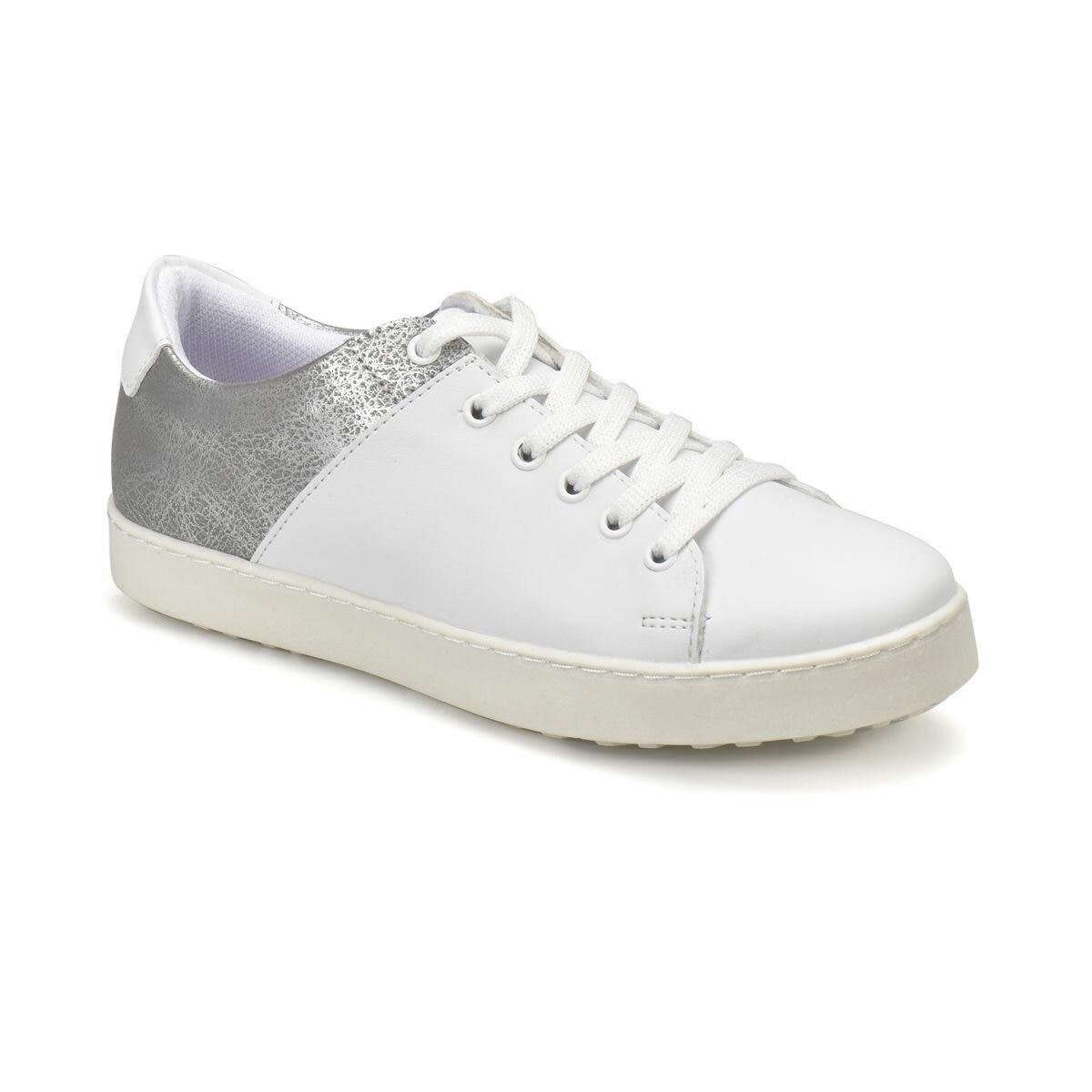 FLO CS18044 White Women 'S Sneaker Shoes Art Bella