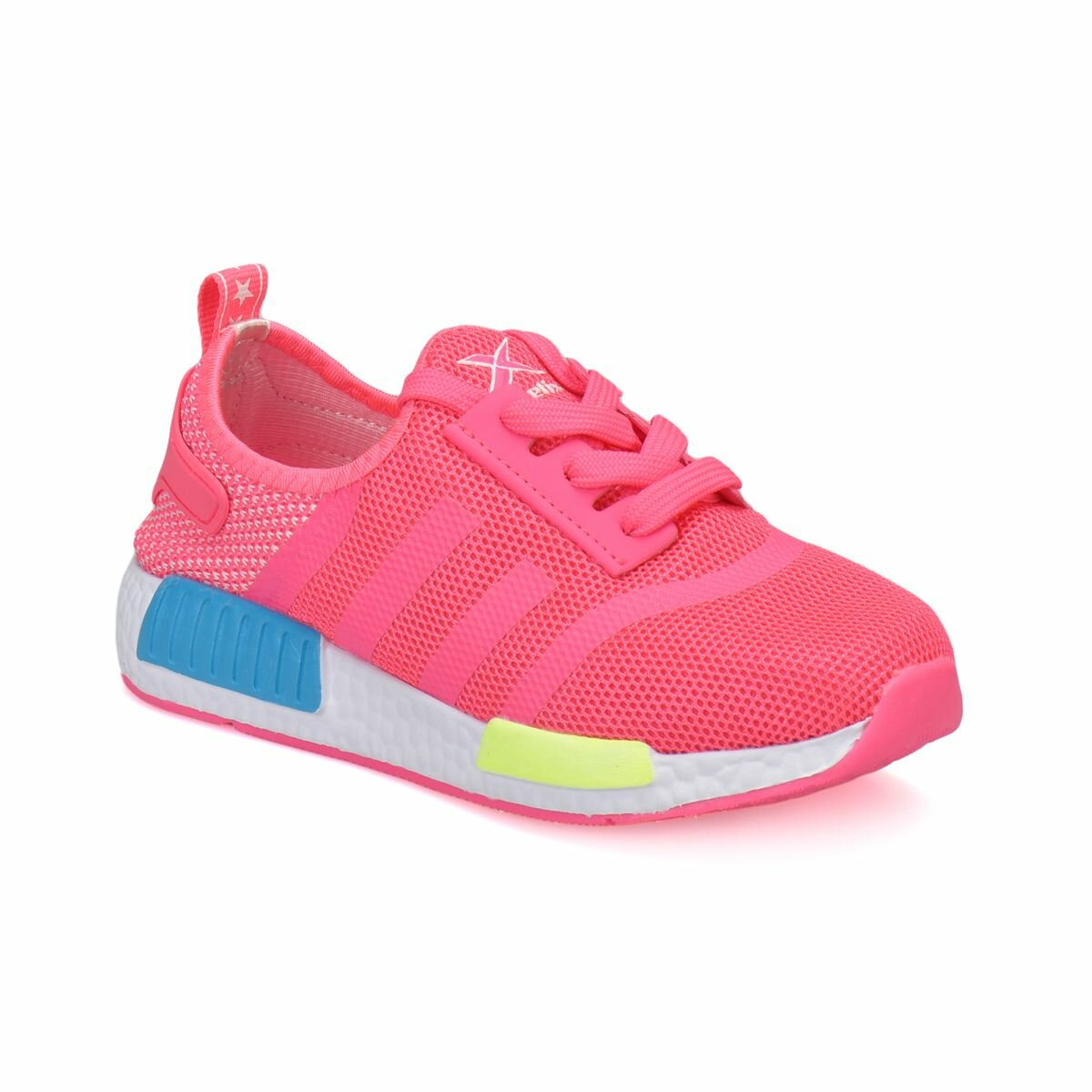 FLO NEPAL Pink Female Child Sneaker Shoes KINETIX