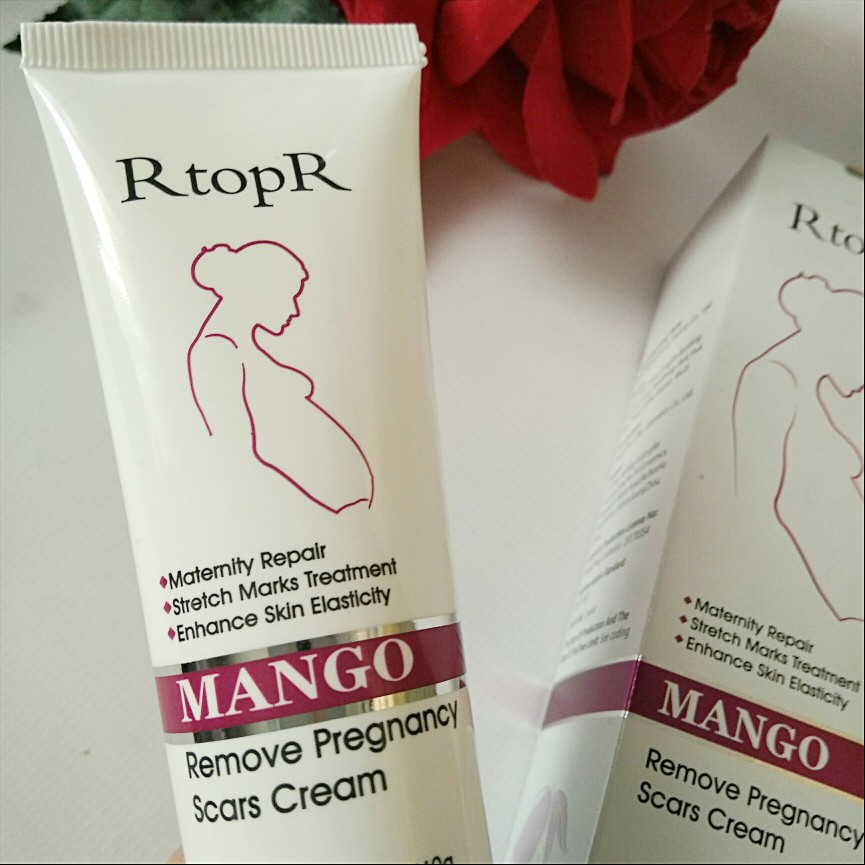 Mango Remove Pregnancy Scars Cream Stretch Marks Treatment Maternity R