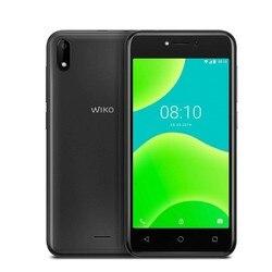 Wiko y50 темно-серый-5 ''/12,7 см-qc 1,3 ГГц-1 Гб Smartphone-16gb-Camera 5/5 Мп-3g android oreo go edition-bt-