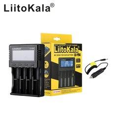 2020 Liitokala Lii-PD2 Lii-PD4 LCD 3.7V 18650 18350 18500 21700 20700 14500 26650 AA NiMH akumulator litowo-jonowy akumulator ładowarka