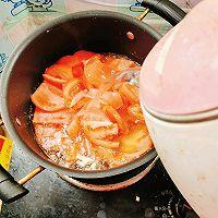 西红柿裙带菜鱼丸汤的做法图解3