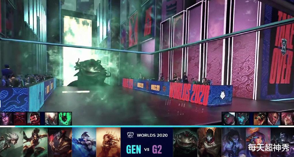 碾压GEN拿到赛点,G2用9个字调侃LCK,粉丝直言:解气插图(1)
