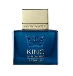 Perfume de Antonio Banderas rey de seducción absoluto eau de toilette perfume 50 ml