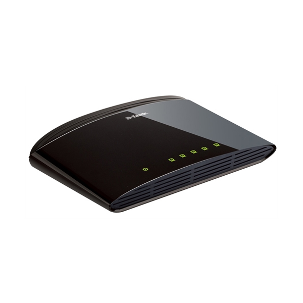 Switch D-Link DES-1005D 5 P 10 / 100 Mbps
