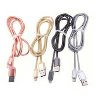 "USB cable ""metal"" 0.5A"