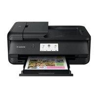 תכליתי מדפסת Canon Pixma TS9550 15 ppm שחור-במדפסות מתוך מחשב ומשרד באתר