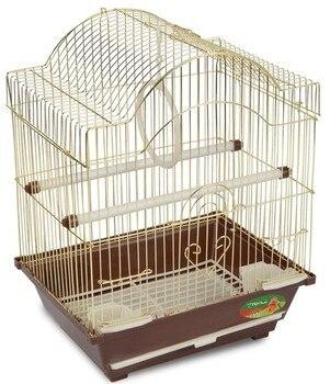 Cage Triol 2113g Gold Bird, 300 х230х390mm