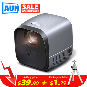 Super MINI Portable Projector L1| USB LED Beamer Video Projector for 1080P Home Theater HDMI USB Media Player High-End Gifts(China)
