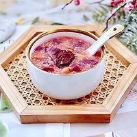"""#美食说出""""新年好""""#紫薯花生小米粥的做法图解14"""