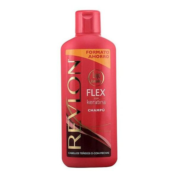 Shampoo Flex Keratin Revlon
