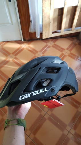 -- cairbull ciclismo capacete