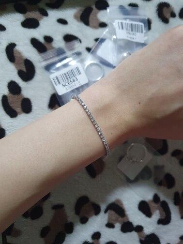 צמיד טניס יהלומים לאישה דגם 935 photo review