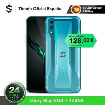 Купить Версия ЕС Black Shark 2 8G 128G Shadow Black (24 месяца официальной гарантии) Snapdragon 855, New, Phone!