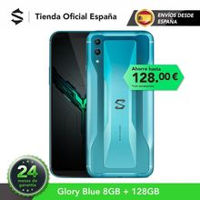 EU Version Black Shark 2 8G 128G Shadow Black (24 months official warranty) Snapdragon 855, New, Phone!