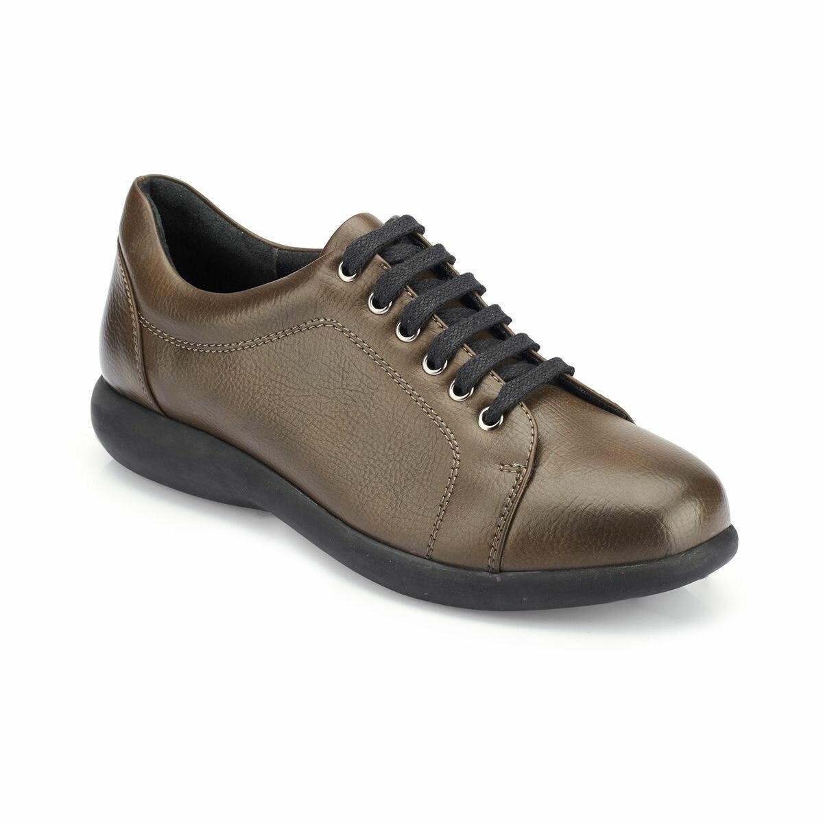 FLO 82. 312028.Z Khaki Women Casual Shoes Polaris
