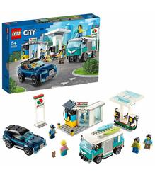 Lego 60257 Gas Station Toy Store