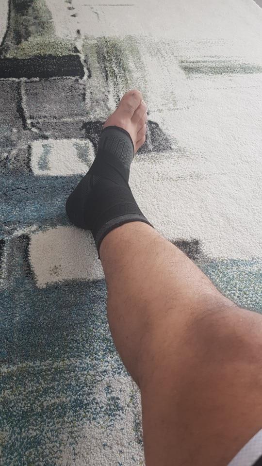 Chevillère compression de protection sport