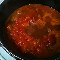 蕃茄牛腩(生酮)的做法图解8