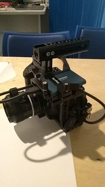 -- Montagem Cartão Câmera