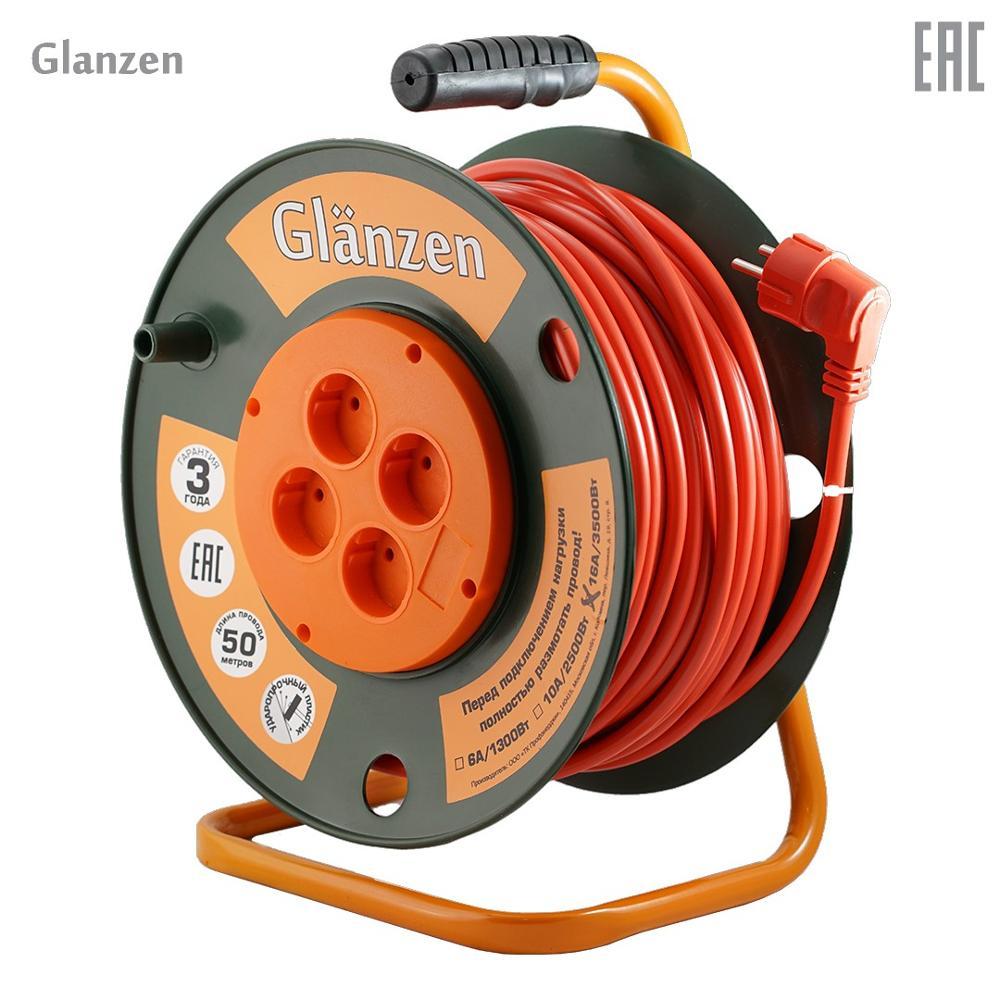 Extension force on the spool 4 GLANZEN RH. PVA 2x2.5 art. EB-50-008 цена и фото